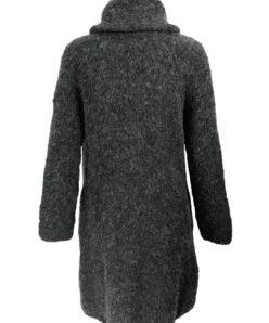 Zusätzlich gibt es eine (nicht im Preis des Pullover enthaltene) passende Wollmütze aus gleichem Material.handgemacht