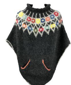 handgemacht, hochwertig Austria poncho