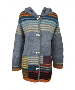 woll mantel, handgemacht, hochwertig Austria
