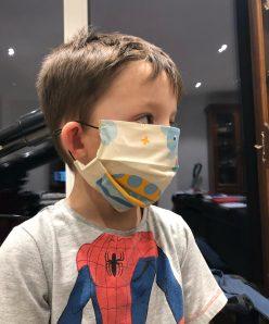 Schutzmaske kinder 2