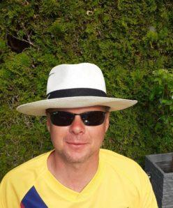 Orginal Panama-Hut | Stroh-Hut | Sommer-Hut aus Ecuador – Traditionell Handgeflochten
